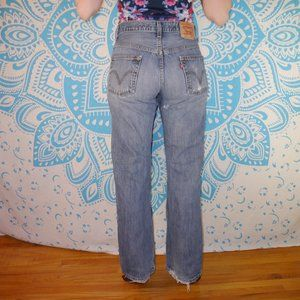 Levi 30 x 32  Retired 557s Relaxed Bootcut 30x32